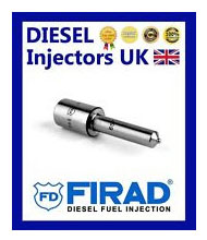 BRAND NEW GENUINE FIRAD COMMON RAIL DIESEL NOZZLE Italian-made and OEM-quality