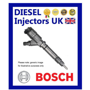 NEW GENUINE BOSCH INJECTOR 0445110252 96565889 1980K2 1980EA 8HX CITROEN PEUGEOT