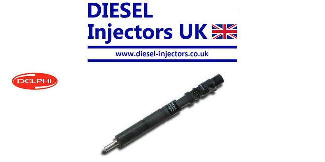 Delphi Common Rail Injector