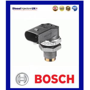 GENUINE BOSCH FUEL PRESSURE SENSOR 0281002497 BMW 3 5 6 7 SERIES X3 X5 X6