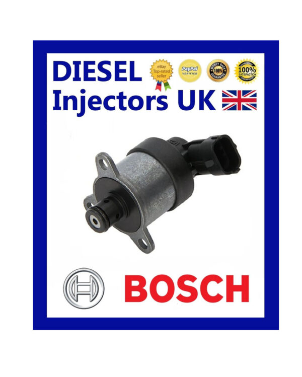NEW GENUINE BOSCH FUEL CONTROL VALVE 0928400724 V837079223 FENDT MASSEY SISU