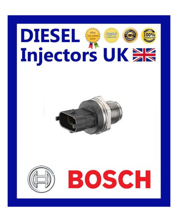 GENUINE BOSCH FUEL PRESSURE SENSOR 0281002920 NISSAN MERCEDES RENAULT VW